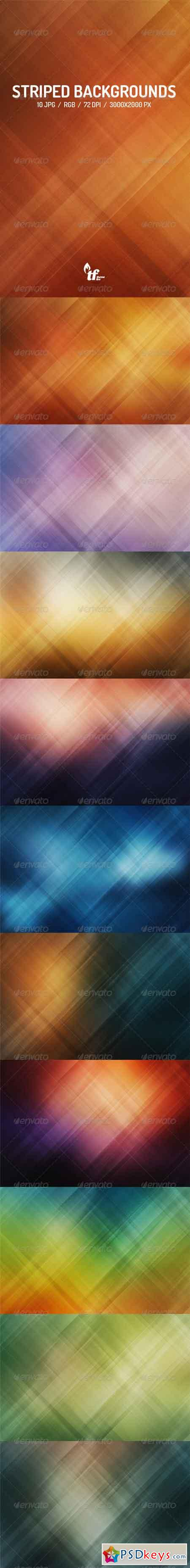 Abstract Striped Backgrounds 7748780