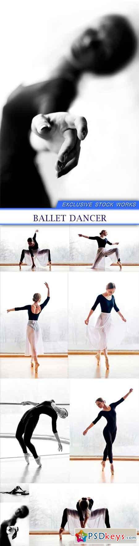Ballet Dancer 9X JPEG