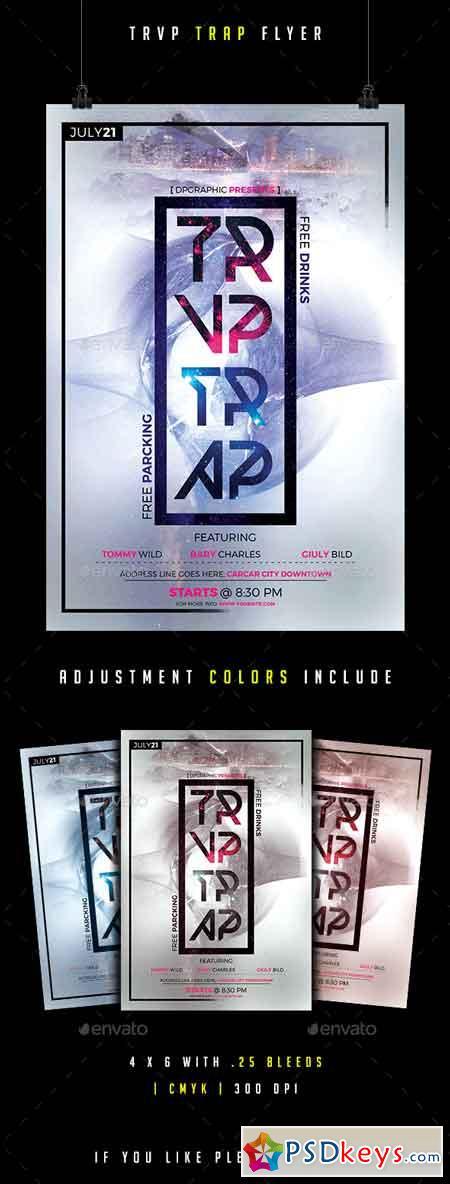 Trvp Trap Flyer 16888668