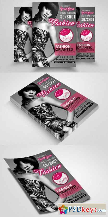 Fashion Flyer Template 697803