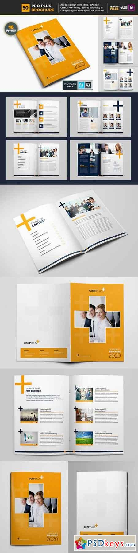 Multipurpose Brochure Template 50 795208