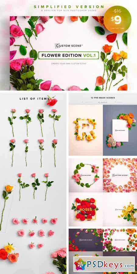 Simplified - Flower Ed. Vol. 1 727801