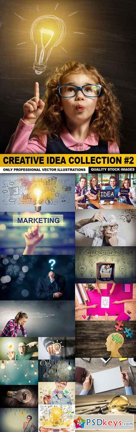 Creative Idea Collection #2 - 20 HQ Images