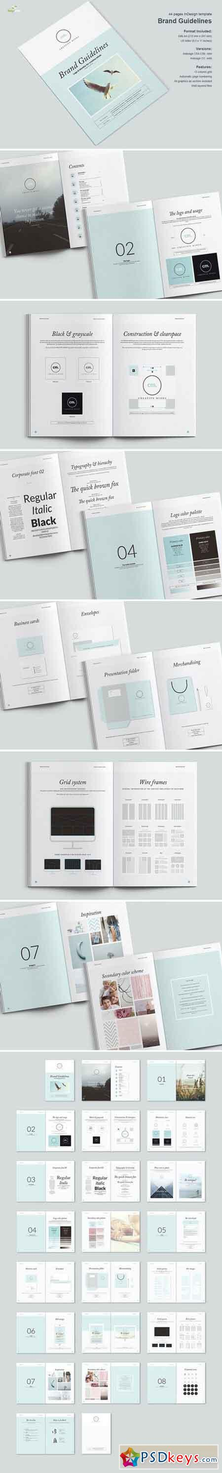 Brand Guidelines 748146