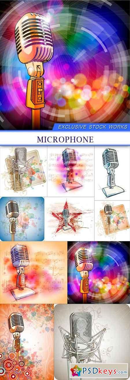 Microphone 10X EPS