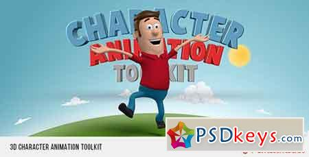 3D Character Animation Toolkit 16897334 - After Effects Projects