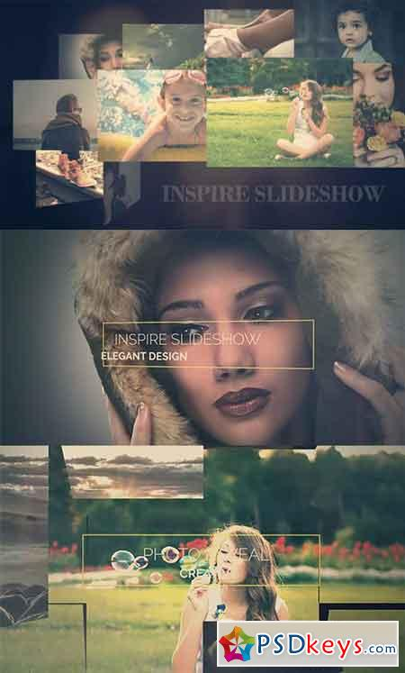Inspire Slideshow 16725623 - After Effects Projects