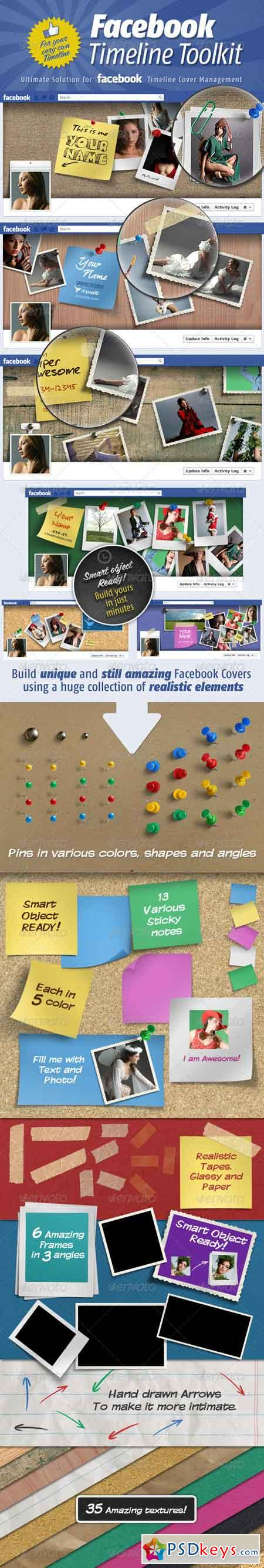 Facebook Timeline Cover Toolkit 1870312