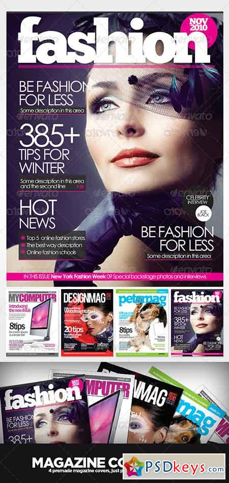 free magazine cover templates downloads - magazine cover templates 136168 free download photoshop