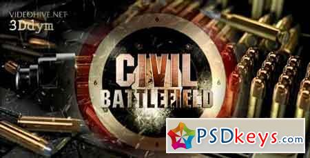 Civil Battlefield - 16836718 - After Effects Projects