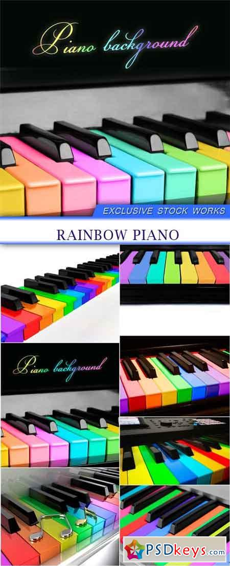 rainbow piano 7X JPEG