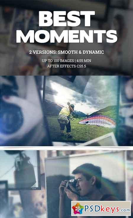Best Moments Gallery 11267787 - After Effects Projects