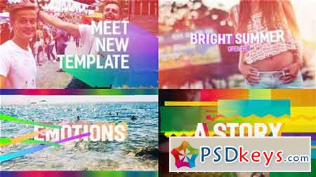 Bright Summer Opener 16699751 - After Effects Projects