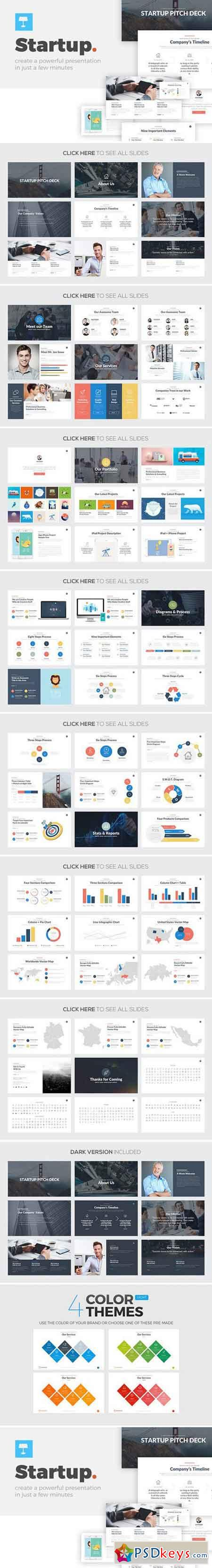 Startup Keynote Template 776964