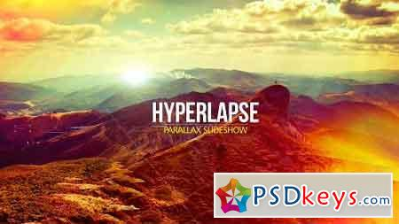 Hyperlapse Parallax Slideshow 16459212 - After Effects Projects