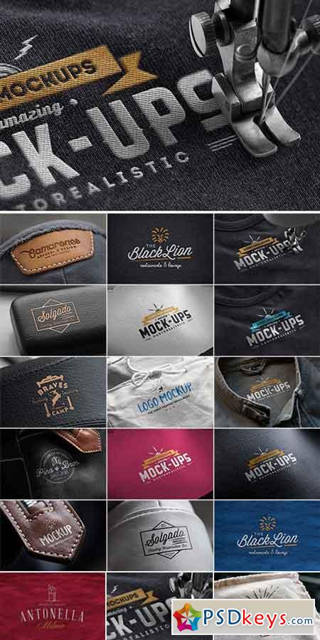 Logo Mock-Ups Vol.1 826693