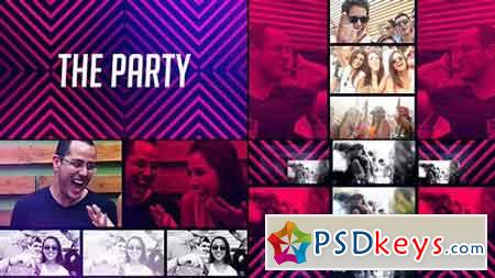 Party Music Event 11698761 - After Effects Projects