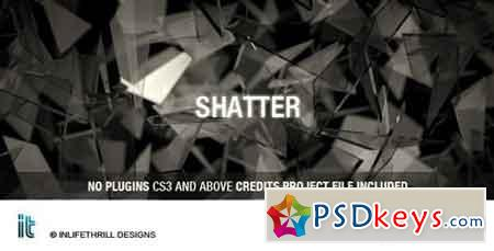 Shatter 1945628 - After Effects Projects