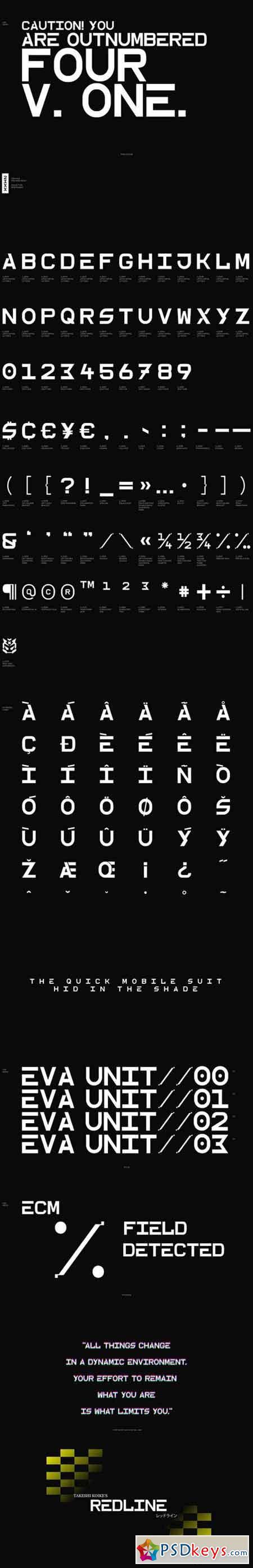 23XX Font