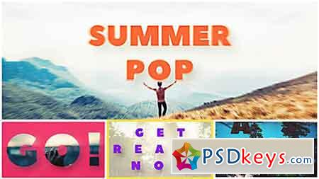 Summer Pop 16129540 - After Effects Projects