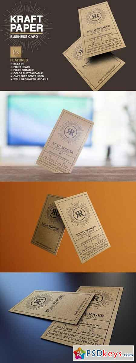 What Kind Of Paper Is Used For Business Cards Images - Business Card ...