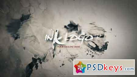 Ink Logo 12297882 - After Effects Projects