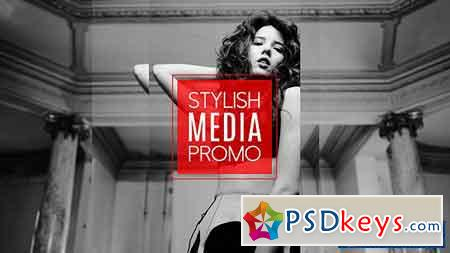 Stylish Media Promo - After Effects Projects