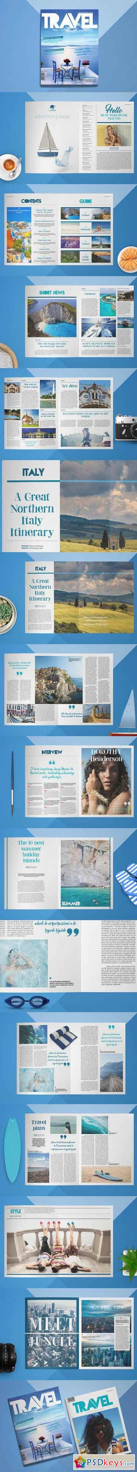 Travel Magazine 809936