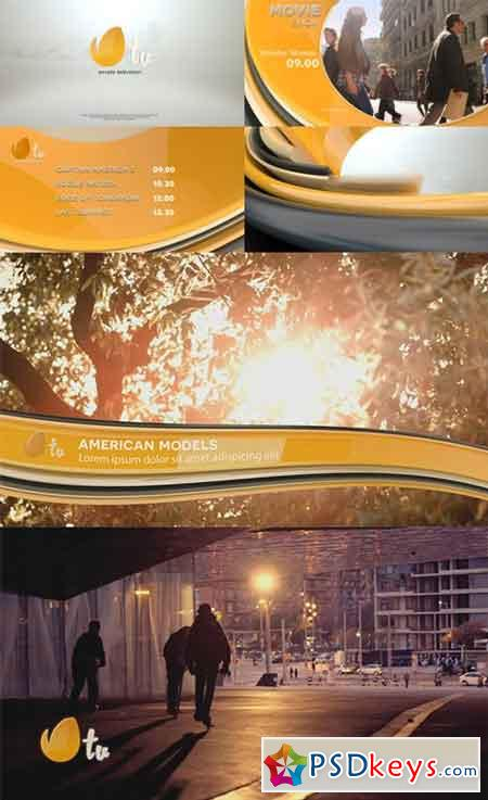 Broadcast Pack 2 17250856 - After Effects Projects