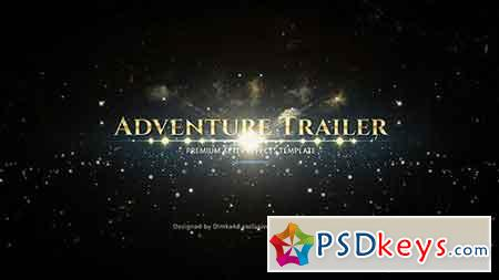 Adventure Trailer 17286099 - After Effects Projects