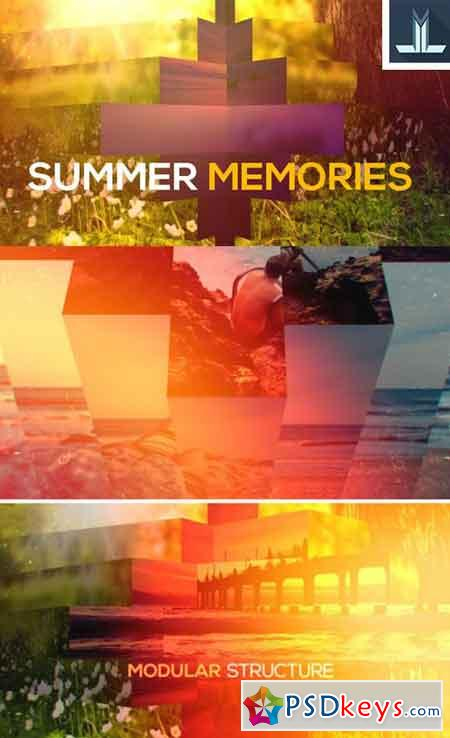 Summer Memories - Fast Opener 17238176 - After Effects Projects