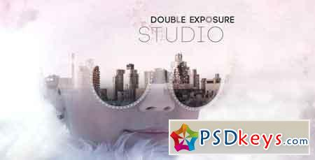 Double Exposure Studio 17122194 - After Effects Projects