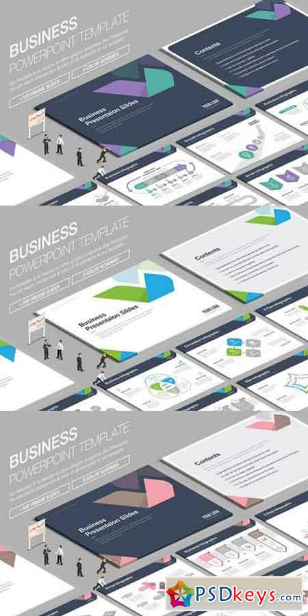 Business Powerpoint Template 839669