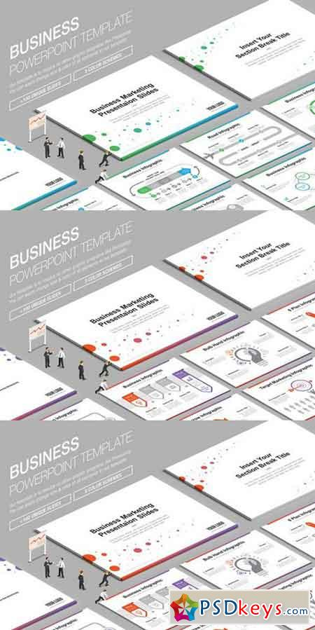 Business Powerpoint Template 838916