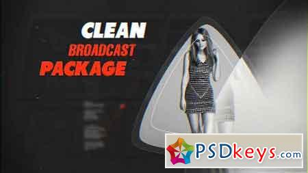 Stylish Broadcast Package 16062773 - After Effects Projects
