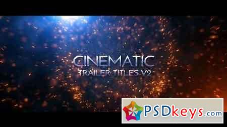 Cinematic Trailer Titles v2 14802045 - After Effects Projects