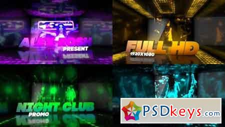 Night Club Promo 17384847 - After Effects Projects