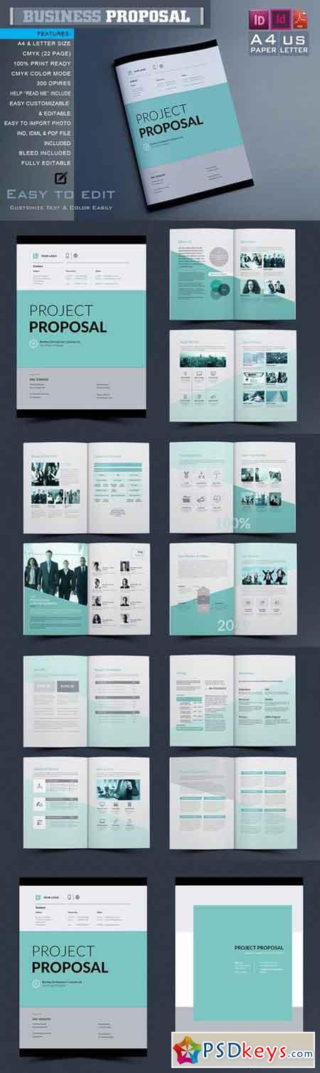 Project Proposal Template 854987