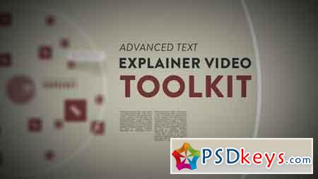 Advanced Text Explainer Video Toolkit 13114516 - After Effects Projects