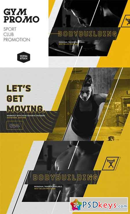 Beast Gym Promo 17278763 - After Effects Projects » Free