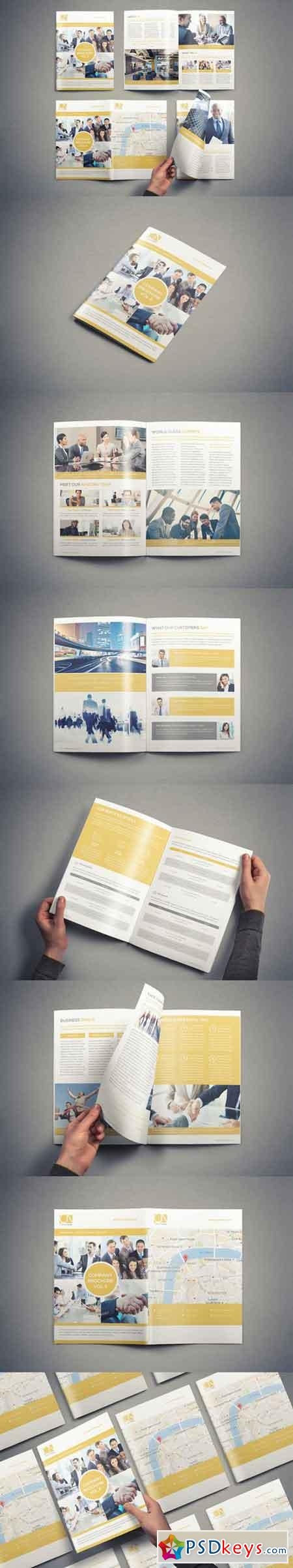 Company Brochure Template Vol.4 840139