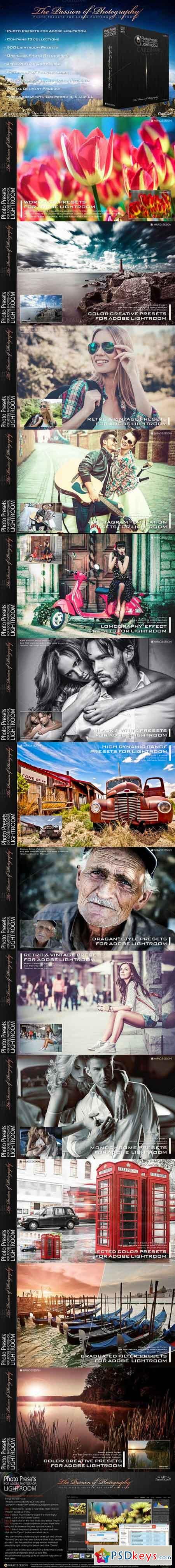 Photo Presets for Lightroom 902278