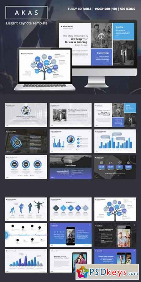 AKAS - KEYNOTE TEMPLATE 301543