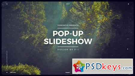 Pop-Up Slideshow 16669056 - After Effects Projects