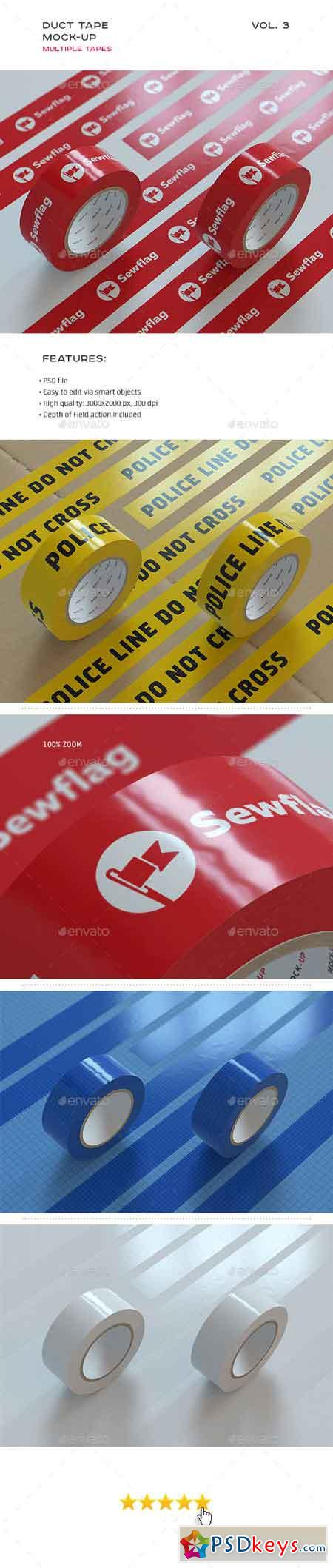 Duct Tape Mock-up vol. 3 17709172
