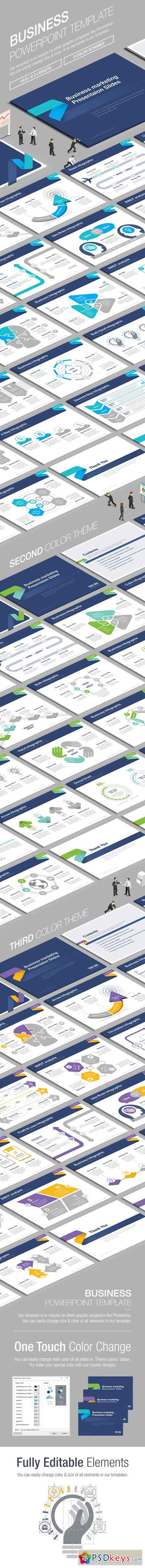 Business Powerpoint Template 006 17648242