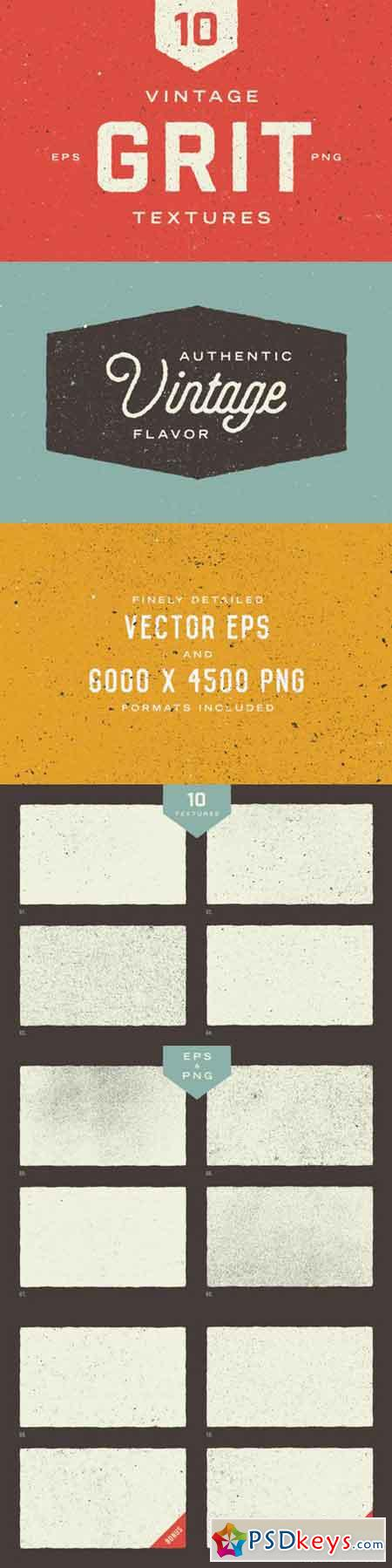 Vintage Grit Textures 324177 » Free Download Photoshop