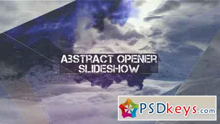 Abstract Opener - Slideshow 16543880 - After Effects Projects