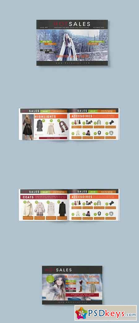 Hotsales brochure template 896026 free download for Sales brochure template