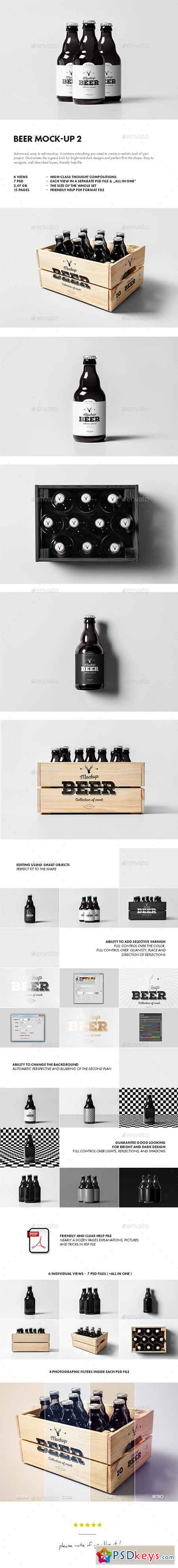 Beer Mock-up 2 15390920